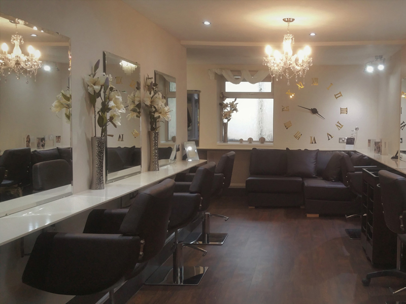 Passion 4 Hair, Nails & Beauty 