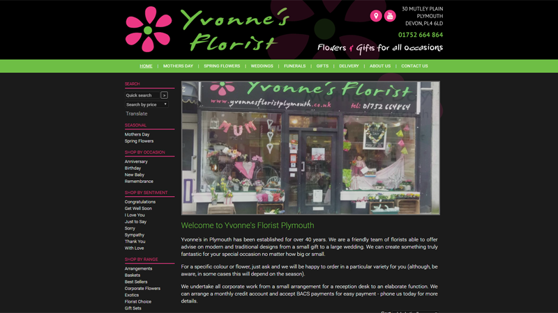 Yvonne's 